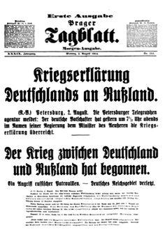 War, Germany