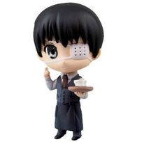 Want to complete your Tokyo Ghoul collection? - This is perfect for any Tokyo Ghoul lovers! - While Supplies Last! Limit 10 Per Order Please allow 4-6 weeks for shipping Item Type: Action Figure Mater
