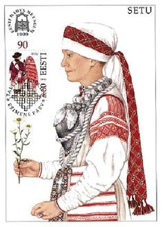 ukrainian costume woman