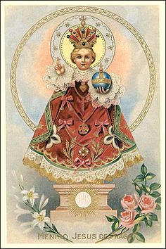 Infant Jesus of Prague - Patron of Good Health (perhaps, healthcare?)