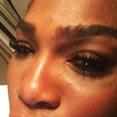 Via Serena Williams.... 7/29/15 #EyeOfTheTiger