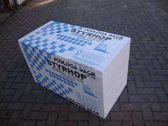 Styropian Podłogowy EPS Dach/Podłoga 038
