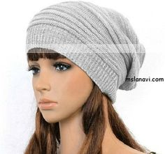 Какие вязаные шапки в моде? | Вяжем с Лана Ви