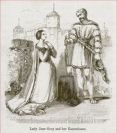 Lady Jane Grey and Her Executioner