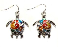 Exciting and elegant turtle jewelry for women - beautiful gifts and lovely to wear. Share your love of our precious Sea Turtles in jewelry for you.