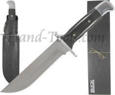 Buck 3998 Heritage Frontiersman Knife 0124BKSLE-B - $113.20