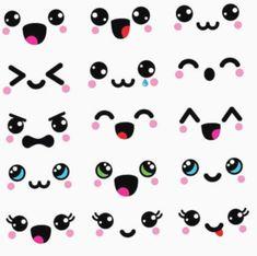 Doodle Art Kawaii Cute 57 New Ideas Doodle Art, Doodle Drawings, Doodles Kawaii, Cute Doodles, Cute Easy Drawings, Cute Kawaii Drawings, Illustration Mignonne, Cute Illustration, Emoticon