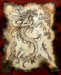 """Leviathan"" by MrZarono on DeviantArt"
