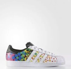 new arrival 9698d 90bc1 Adidas Men s Superstar Pride Pack Fashion Shoes Sz. 14 NEW CM7802   eBay  Mens Trainers
