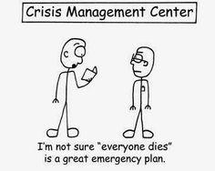 Sve sto ste zeljeli znati o kriznom komuniciranju ~ ZRiha blog