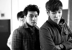 Seungri and Top ♡ #BIGBANG #Seungwhores