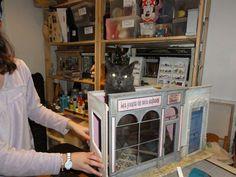 Le monde créatif de Catherine: La boutique a un nom : Les jouets de mon enfance