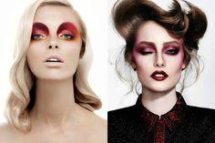 Novi trend u svetu šminke – strastvena crvena jesen
