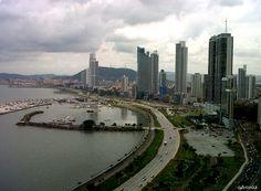 Panamá.- Cinta Costera