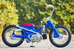 Honda Super Cub by Monkey Custom | Japan