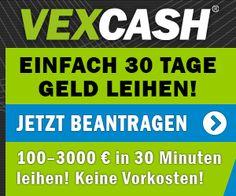 Vexcash-Geld leihen sofort mit 30 Tage Kleinkredit http://partners.webmasterplan.com/click.asp?ref=389888&site=14724&type=text&tnb=4