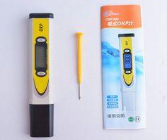 Orp Meter Ph Pen Tester Type Water ±1999mv Digital Quality Temp Pool Aquarium  #OrpMeter