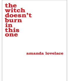 The Witch Doesn't Burn in This One Women's Day 8 March, Feminist Books, Oppression, Enemies, Ladies Day, Poet, Nonfiction, Burns, Amanda