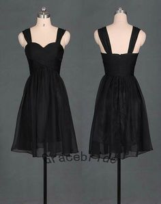 latest black prom dresses for party short chiffon bridesmaid dresses for wedding hot homecoming dresses cheap simple holiday dresses on sale