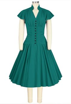 1940's Inspired Dress  by Amber Middagh