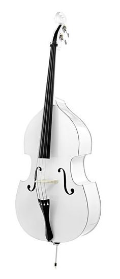 Thomann Rockabilly Double Bass WH Rockabilly, Composite Bow, I Love Bass, Double Bass, Ready To Play, Dog Houses, Music Stuff, Orchestra, Violin