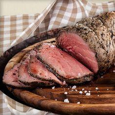 Esta receta de Roast Beef es uno de los grandes clásicos internacionales de carne asada. La receta es fácil y el secreto reside en la calidad de la carne.
