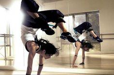 French hip-hop dancer, Sofia Boutella