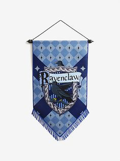 Harry Potter Ravenclaw Felt Wall ScrollHarry Potter Ravenclaw Felt Wall Scroll,