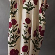 New Brigitte Singh up online now! #ecru #brigittesingh #blockprint #handmade #artisan