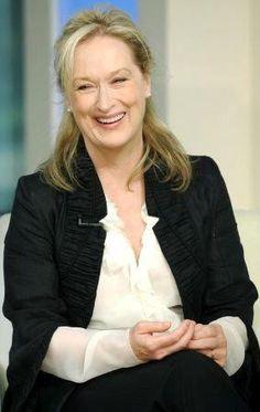 Meryl Streep!