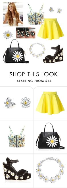 """""""Untitled #178"""" by mildabas ❤ liked on Polyvore featuring Bling Jewelry, Jeremy Scott, Kate Spade, Dolce&Gabbana and Cyrus"""