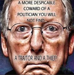 I am not sure I have ever seen such Political greed, such utter disregard for real people. These people are soulless, despicable individuals. Donald Trump, Religion, Horror, Mitch Mcconnell, Republican Party, Politicians, Way Of Life, Presidents, Islands