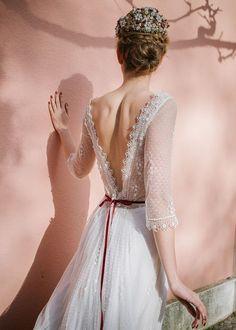 Vestidos de novia especiales; Paredero Quiros