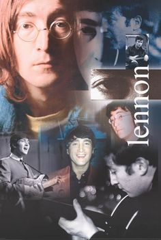 A great poster of John Lennon with a collage of images from his days in The Beatles! Ships fast. 24x36 inches. Need Poster Mounts..? bm8018