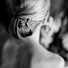 Stunning Bridal Hairdo