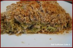 Self sufficient cafe is about changing my lifestyle to fulfill my passions including my transition from vegetarian to vegan. Lots of vegan recipes. Brussels Sprout, Mushroom Recipes, Vegan Recipes, Stuffed Mushrooms, Vegetarian, Beef, Chicken, Baking, Food