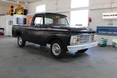 eBay: 1963 Ford F-100 hot rod rat rod street rod custom project short box #carparts #carrepair