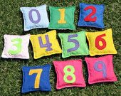 Fun with numbers 20 bags