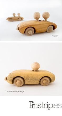 Wooden toys from Japan
