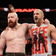 Wwe Total Divas, Wwe Divas, Antonio Cesaro, Sheamus, Ginger Men, Cm Punk, Daniel Bryan, Wrestling Wwe, Randy Orton