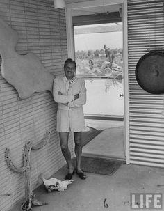 Raymond Loewy House, Palm Springs