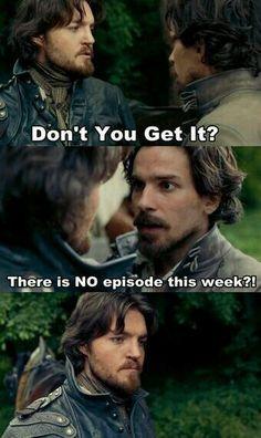 No episode
