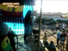 Skeleton Da Scientist Live At Reggae Inna Park 2014