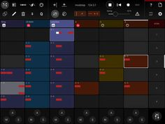 MATRIXSYNTH: Modstep Sequencer for iPad