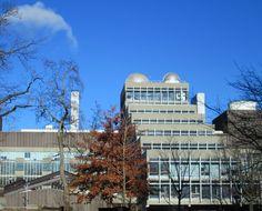 bâtiment de #sciences de #Harvard