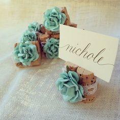 tiffany blue bridal shower wedding place by wedding place card