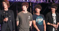 CNBLUE @ EDA Super Asia Music Festival