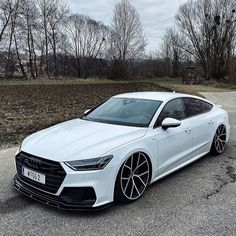 Audi Luxury Sports Cars, Best Luxury Cars, My Dream Car, Dream Cars, Audi A3 Sedan, Audi A7, Audi Rs5 Sportback, Dodge Charger Hellcat, Black Audi