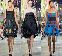 Christian Dior Spring Summer 2014 | Christian Dior Spring Summer 2014 Paris Fashion Week 14