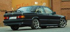 Mercedes 190E (W201): Nimm zwei! 87er Baby-Benz komplettiert das dynamische Doppelpack